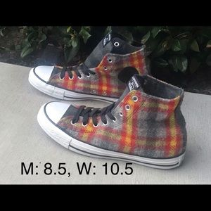 Unisex Converse Woolrich sneakers